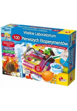 Mały Geniusz - Wielkie laboratorium