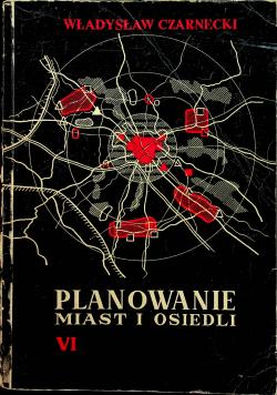 Planowanie miast i osiedli VI