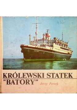 Królewski statek Batory