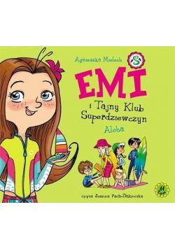 Emi i Tajny Klub Superdziewczyn T.11 Audiobook