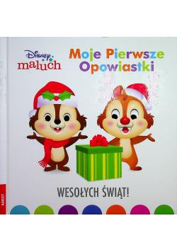 Disney Maluch Wesołych Świąt