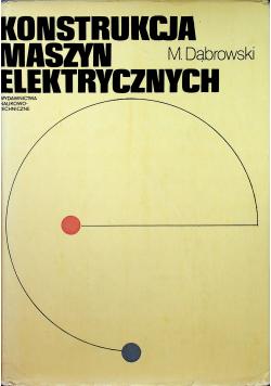 Konstrukcja maszyn elektrycznych