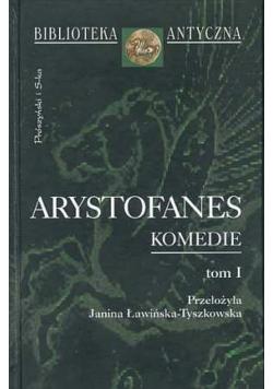 Arystofanes komedie tom I