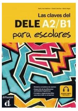 Las claves del DELE A2/B1 podręcznik