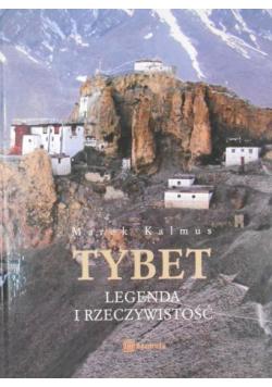 Tybet legenda i rzeczywistość