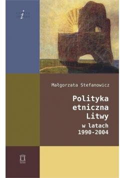 Polityka etniczna Litwy w latach 1990-2004