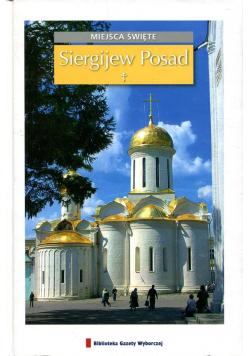 Siergijew Posad Miejsca święte