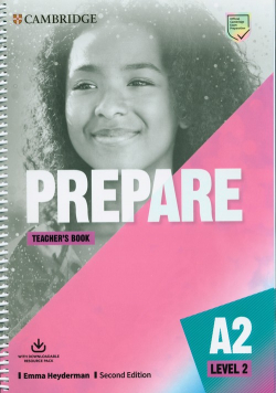Prepare 2 Teacher's Book with Downloadable Resource Pack