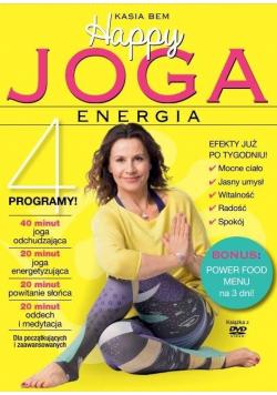 Happy Joga. Energia + DVD