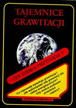 Tajemnice grawitacji