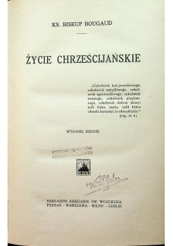 Życie chrześcijańskie 1925 r.