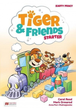 Tiger & Friends Starter Karty pracy MACMILLAN