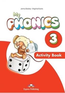 My phonics 3 AB + Digi material EXPRESS PUBLISHING