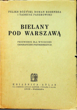 Bielany pod Warszawą 1934 r