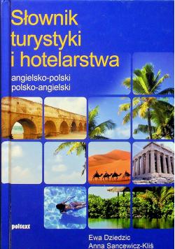 Słownik turystyki i hotelarstwa angielsko polski i polsko angielski