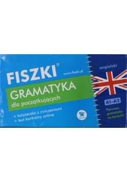 Angielski Fiszki Gramatyka dla początkujących Poziom A1 A2
