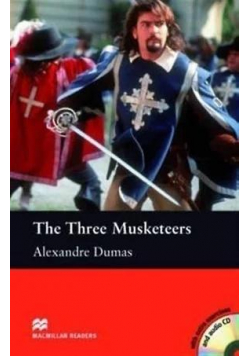 The Three Musketeeres Beginner + CD Pack