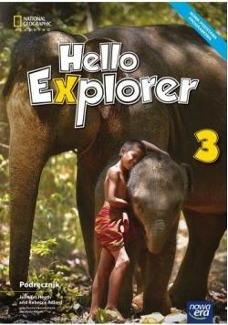 Hello Explorer 3 Podr. NE