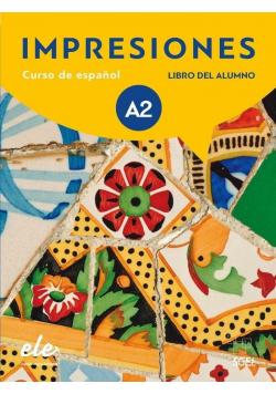 Impresiones A2 podręcznik + zawartość online