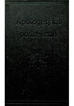 Apologetyka podręczna 1923 r