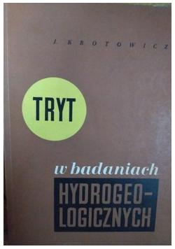 Tryt w badaniach hydrogeologicznych