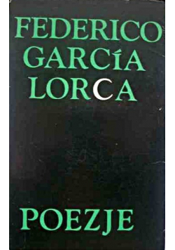 Lorca Poezje