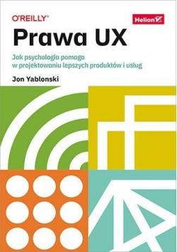 Prawa UX. Jak psychologia pomaga w projektowaniu..