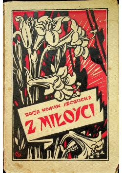 Z miłości 1926 r.