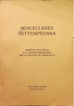 Miscellanea settempedana II