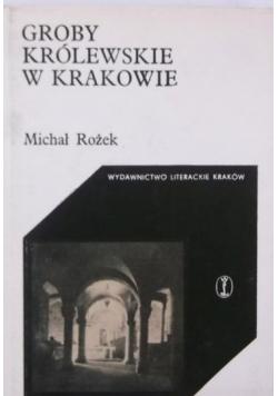 Groby królewskie w Krakowie