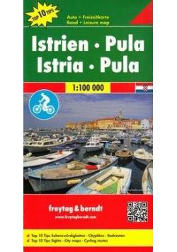 Istria Pula 1:100 000