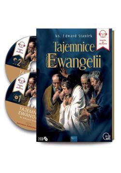 Tajemnice Ewangelii. Audiobook