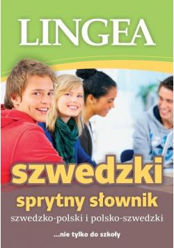 Sprytny słownik szwedzko  polski  i polsko  szwedzki