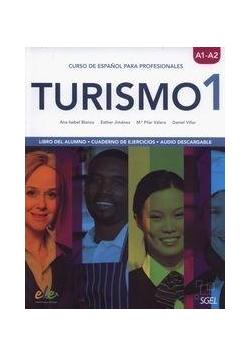 Turismo 1 A1/A2 Libro del alumno + Cuaderno de eje