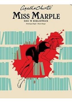 Miss Marple. Noc w bibliotece