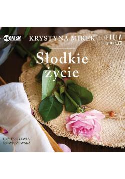 Słodkie życie audiobook