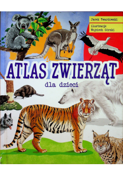 Atlas zwierząt dla dzieci