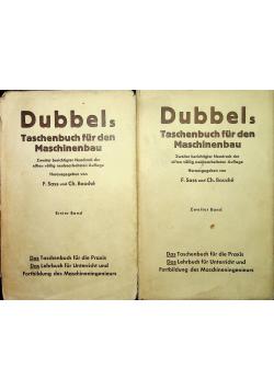 Dubbels Taschenbuch fur den Maschinenbau 2 tomy