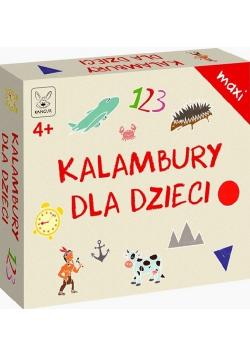 Kalambury dla dzieci Maxi