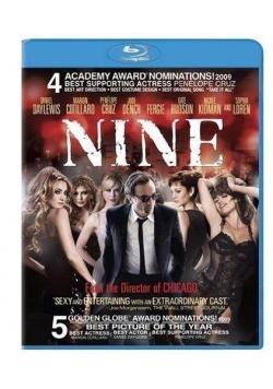 Nine - Dziewięć (blu-ray)
