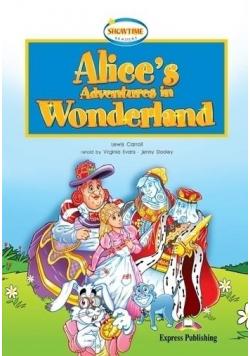 Alice's Adventures in... Reader Level 1 + kod