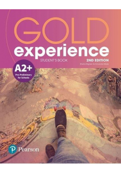 Gold Experience 2ed A2+ SB PEARSON