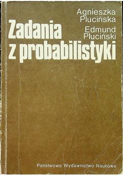 Zadania z probabilistyki