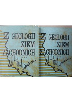 Z geologii Ziem Zachodnich tomy 2