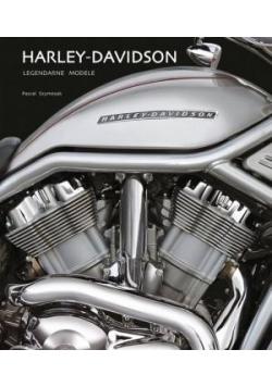 Harley  Davidson Legendarne modele