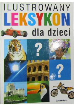 Ilustrowany leksykon dla dzieci