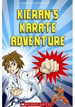 Kieran's Karate Adven. Reader Level 3 + CD
