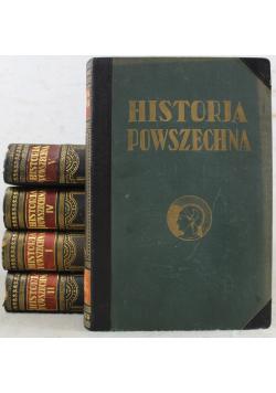 Historia powszechna 5 tomów