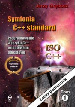 Symfonia C + + Standard Tom 1