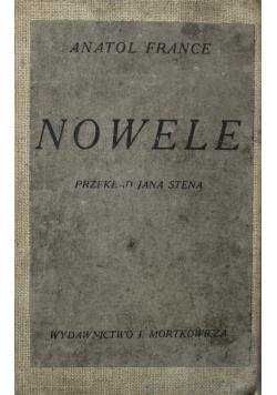 France Nowele 1905 r.